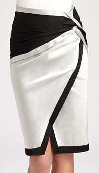 Another Diane von Furstenberg skirt. Pure sexiness. And def a skirt I CANNOT pull off!