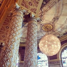 """""""The cafe at London's Victoria & Albert museum could be a museum itself. I love going there for coffee on the weekends!"""""""