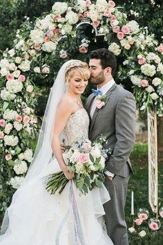Romantic Rose Wedding Ideas