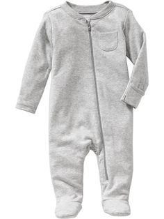 Zip-Front One-Pieces for Baby Product Image