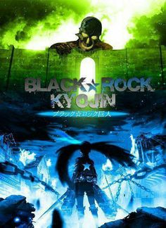 Black Rock Shooter x Shingeki no Kyojin crossover