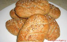 Chlebové mini bagetky