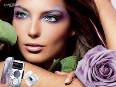 Lancome makeup photography