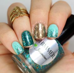 the nail polish challenge #nail #nails #nailart