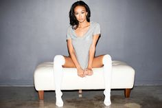 "YouBeauty Q&A: Draya Michele of ""Basketball Wives"" On Curves, Bikinis, & Bodycon Dresses"