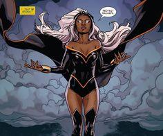 "goddessofchaoss: ""X-Men: Red "" Marvel Xmen, Disney Marvel, Marvel Art, Marvel Dc Comics, Marvel Cinematic, Storm Comic, Storm Marvel, Storm Xmen, Dc Comics Women"