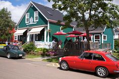 Landmark Cafe is located in scenic Victoria by the Sea, Prince Edward Island. Specializing in homemade meals, unique atmosphere and friendly service. Enjoy a PEI Lobster Feast. Lobster Feast, Prince Edward Island, Canada, Victoria, Homemade, Sea, Unique, Summer, Summer Recipes