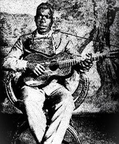 """Henry """"Ragtime Texas"""" Thomas, 1927"""