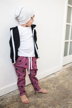Comfy pants for kids!!! Love theses.