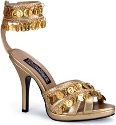 a9bb2e4f7d8 Buy costumes online like the Gold Gypsy Shoes Adult from Australia s  leading costume shop.