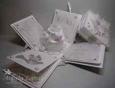 Wedding Exploding Box Card