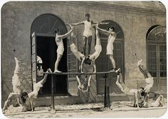 First University of Miami gymnastics class by University of Miami Libraries Digital, via Flickr