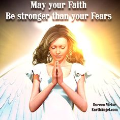 May you be filled with so much faith in God's protection and guidance, that you remain centered in joyful peace all throughout the day. Doreen Virtue, Angel Cards, Stronger Than You, Faith In God, Daily Quotes, Christianity, Spirituality, Disney Princess, Angels