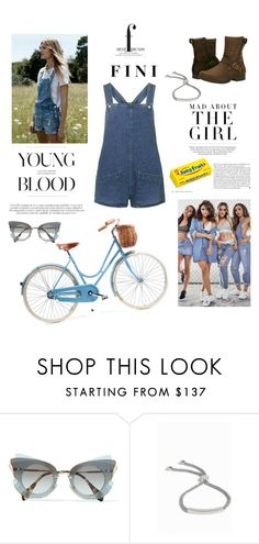 """""""Young Blood"""" by fini-i ❤ liked on Polyvore featuring Kershaw, Miu Miu and Monica Vinader"""