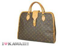 Authentic Louis Vuitton Monogram Rivoli Bag Hand Purse Tote Free Shipping!