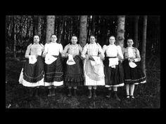 FS Železiar - Horila sosna (Slovak/Ruthenian Folk Songs) - YouTube
