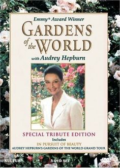 Ogrody świata / Gardens of the World with Audrey Hepburn