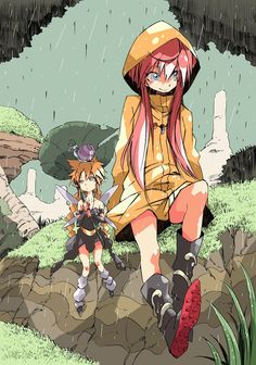 Ramiris y milim Slime, Manga Art, Anime Art, Rp Ideas, Anime Scenery Wallpaper, Anime People, Kawaii Anime Girl, Manga Games, Cartoon Art