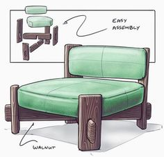 Woodworking Ideas For Beginners Patio furniture.Woodworking Ideas For Beginners Patio furniture Diy Wood Projects, Furniture Projects, Furniture Plans, Wood Furniture, Furniture Design, Craftsman Furniture, Furniture Stores, Furniture Makeover, Home Interior