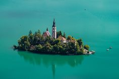 Mystical, peaceful, natural, historical, sweet - all that is Bled. WELCOME! Bled Island; photo: Franci Ferjan