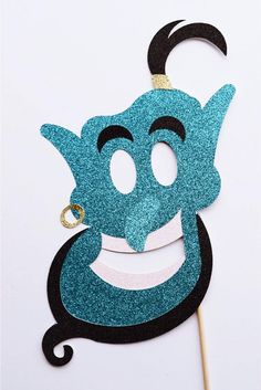 Aladdin Photo Booth Props  Disney Photo Booth Props  Disney