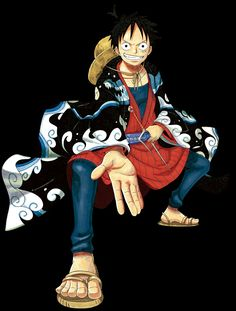 Monkey D Luffy Vs The Neo Marines One Piece One Piece 1 One