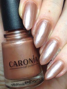 The Nailinator - Caronia Rainbow Tan Swatch Just Me, My Nails, Swatch, Nail Polish, Nail Art, Rainbow, Beauty, Rain Bow, Rainbows