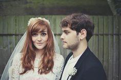 Pretty Pastel DIY Wedding: Joey & Mike
