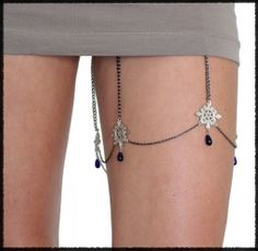 I love all of their stuff!    ANA CHAIN GARTER