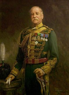 The Right Honourable Viscount Galway, CB