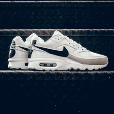 check out 0dab3 e6f27 This Nike Air Max BW Premium is Highlighted by its Back Heels