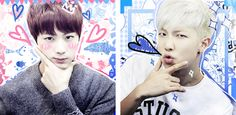 |BTS| JIN & RAPMON