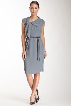 Ruffled Dress.