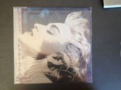 Madonna True Blue JAPAN P-13310 1986 Mint MDNA