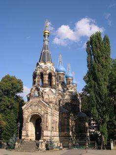 Russian Orthodox Church, Dresden DE