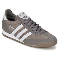 adidas Originals DRAGON Silver / Grey