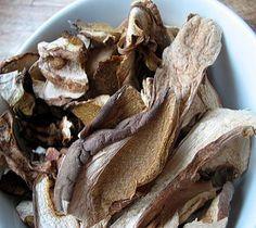 Mushroom Pie: 'Crostata di Funghi'