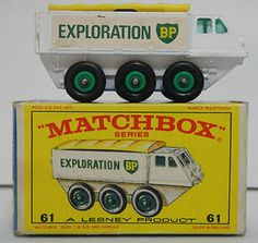 Alvis Explorer (Matchbox) (60s) #thinkigotit