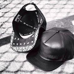 2014 The V Leather SnapBack