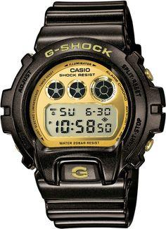 G-Shock Metallic Face Digital Watch 609b79e639ec