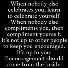 This is a very important thing you should do for yourself and once you do you begin to feel empowered♡