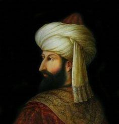 Fatih Sultam Mehmet, the conqueror