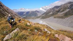 Hooker Valley by blue polaris, via Flickr