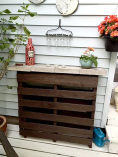50+ Best-loved Pallet Bar Ideas & Projects | 101 Pallet Ideas - Part 5