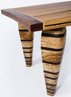 Contemporary furniture design by John Dufficy