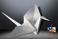 How To Make a Paper Crane http://eng.origami-kids.com/how-to-make-origami/how-to-make-a-paper-crane.htm  Read the whole post HERE: How To Make a Paper Crane  How To Make a Paper Crane The Origami Crane is probably the most classic of all origami. This is the one origami everyone tries to learn to fold. In this easy tutorial I show you how to make a crane  Continue reading   The post How To Make a Paper Crane appeared first on Origami Kids.