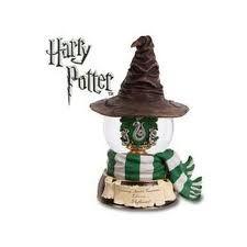 Slytherin - Sorting Hat - Harry Potter snow globe