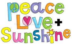 Hippie Peace Love And Sunshine. Boho Hippie, Hippie Style, Hippie Peace, Hippie Love, Hippie Art, Hippie Chick, Happy Hippie, Bohemian, Hippie Vibes