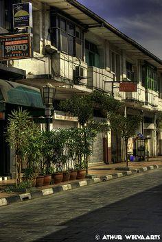 Braga Street Bandung