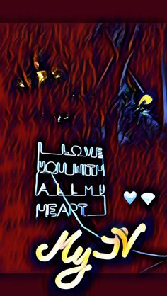 """""""And even though I'm unsure about most things in life, I am certain that I love you and will continue to love you. Forever."""" #mySV#myall#myworld#forever"""